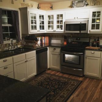 Kitchen Post Kondo